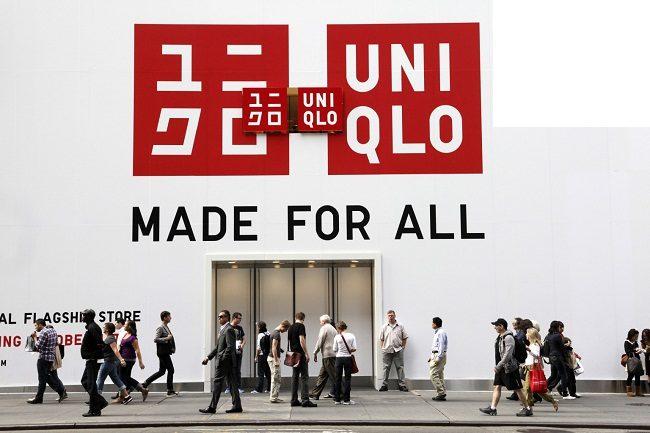 Order Uniqlo Nhật