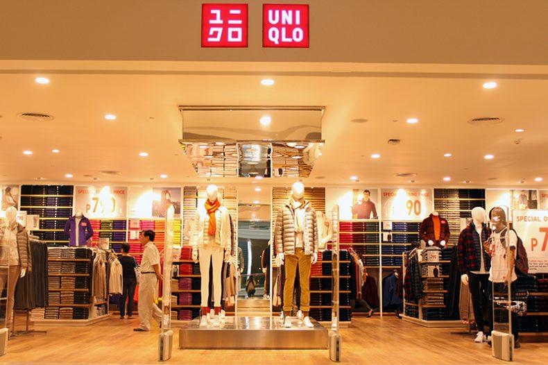 Săn sale hàng Uniqlo Nhật