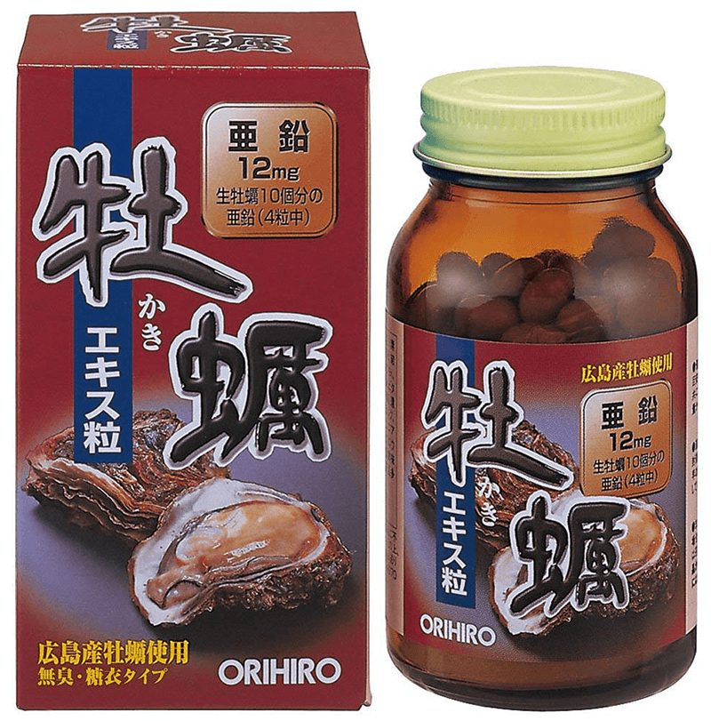 Thực phẩm chức năng Nhật