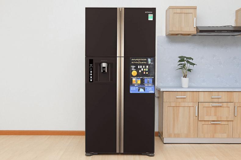 Mua tủ lạnh Hitachi