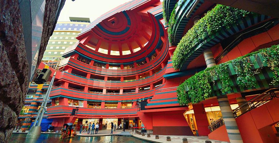 Trung tâm mua sắm Hakata