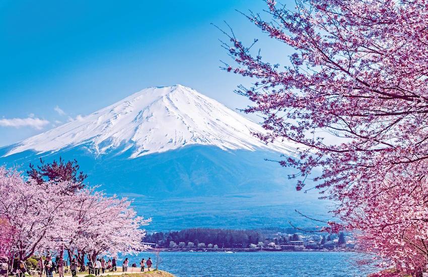 Phong cảnh tuyệt đẹp Nhật Bản