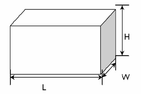 Kích thước thùng hàng